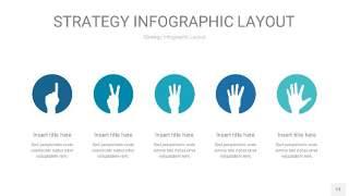 铁蓝色战略计划统筹PPT信息图13