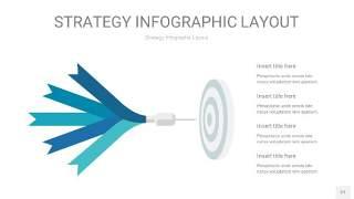 铁蓝色战略计划统筹PPT信息图27