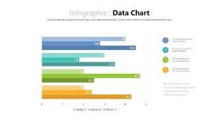 彩色表格PPT图表12
