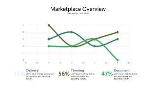 绿色立体创意PPT图表29