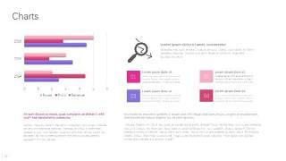 炫彩时间轴时间线PPT信息可视化图表28