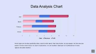 炫彩时间轴时间线PPT信息可视化图表19