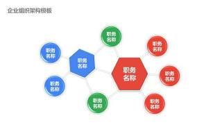 企业组织架构图PPT-20