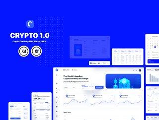 CRYPTO 1.0加密货币的Web UI入门工具包。,加密1.0加密货币的Web UI入门套件。