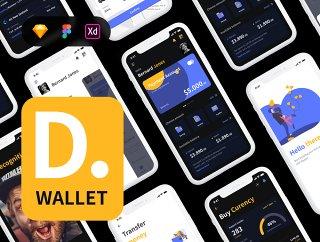 240个手机屏幕金融,密码和银行应用,更深钱包 - 黑+键鼠套装