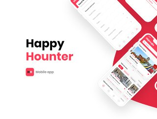 快乐Hounter IOS UI套件,快乐Hounter UI KIT