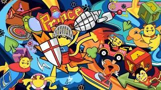 创意手绘抽象插画儿童涂鸦幻想太空外星海报背景PSD模板设计素材01