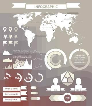 商业信息图表18