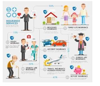 商业公司的信息图表元素17
