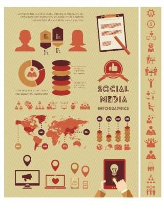 信息图形集世界地图和信息图形08