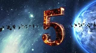 大气宇宙星空10秒倒计时(有音乐)