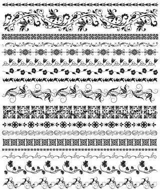 书画装饰设计元素3202