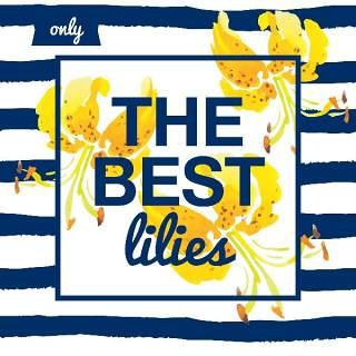 水彩花和可爱的T恤印花25