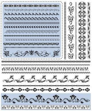 书画装饰设计元素3225