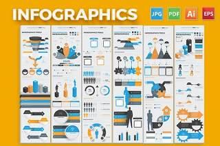 信息图形元素 Infographic Elements