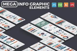 优质创意信息图表图形设计 Infographics