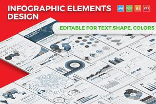 信息图表工具AI矢量 Infographics Tool