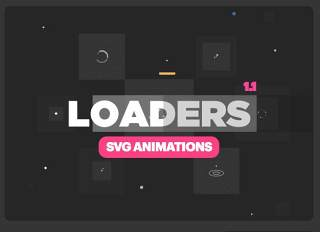 AE视频素材Loaders 1.1