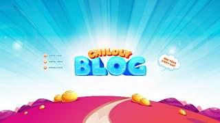 儿童博客10套banner艺术字体效果PSD设计素材