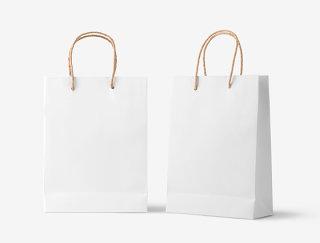 平面VI设计提案、袋子智能贴图样机模板PSD素材31