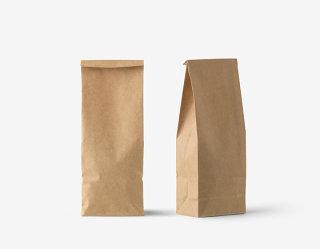 平面VI设计提案、袋子智能贴图样机模板PSD素材25
