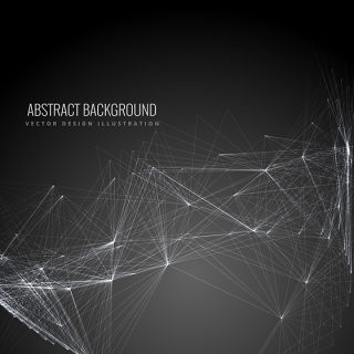 科技感线条组合创意设计科技电子素材