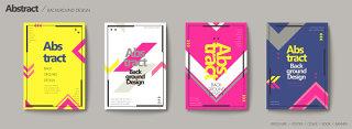 创意个性平面设计海报欧美海报设计文件可编辑